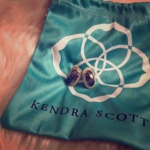 Jewelry - Kendra Scott Pyrite Elaine studs